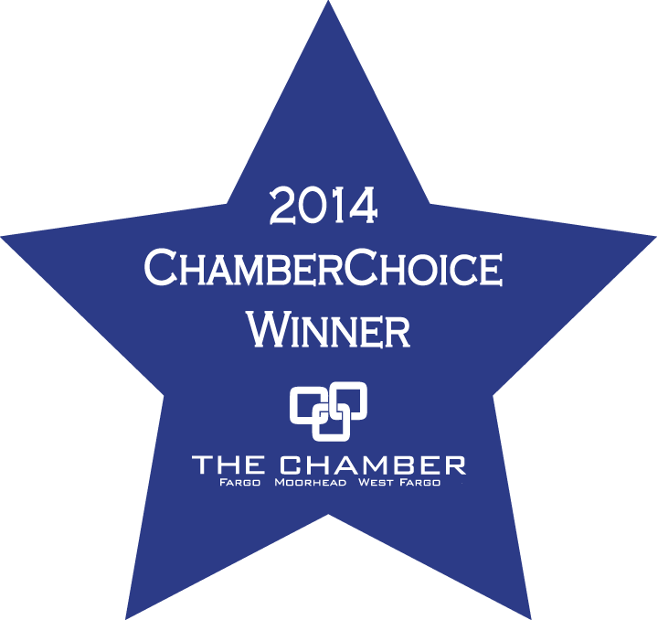ChamberChoice Award Winner?2014